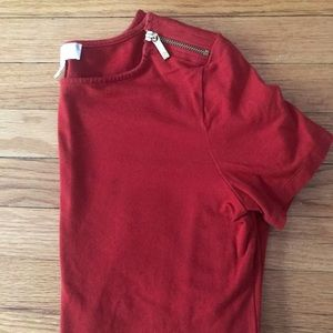 Michael Kors Zipper T
